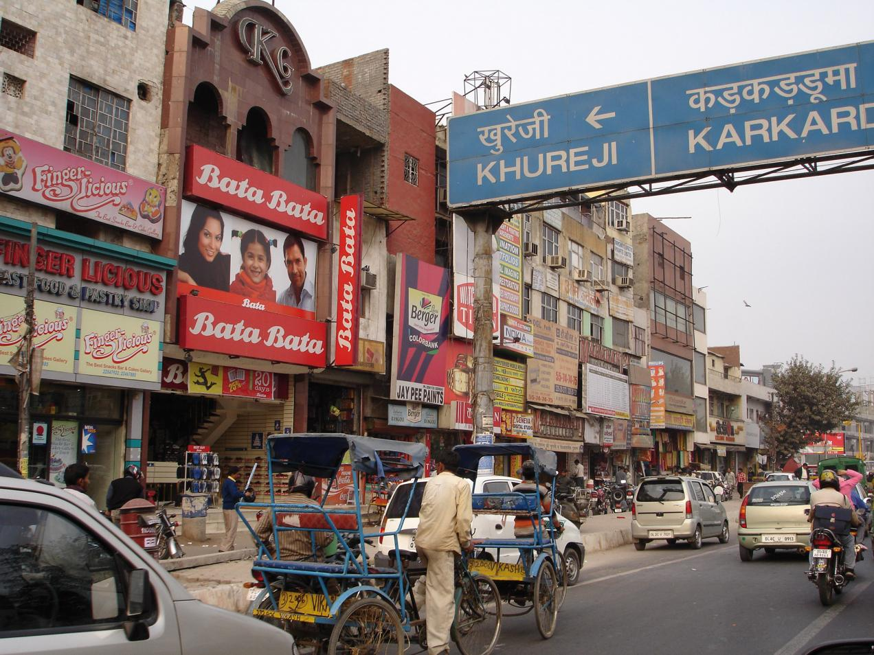 Dating steder i East Delhi